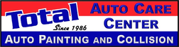 Total Auto Painting Logo